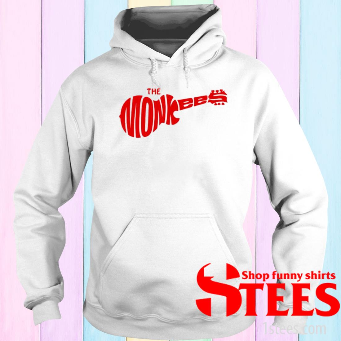 The Monkees Guitar Shirt hoodie