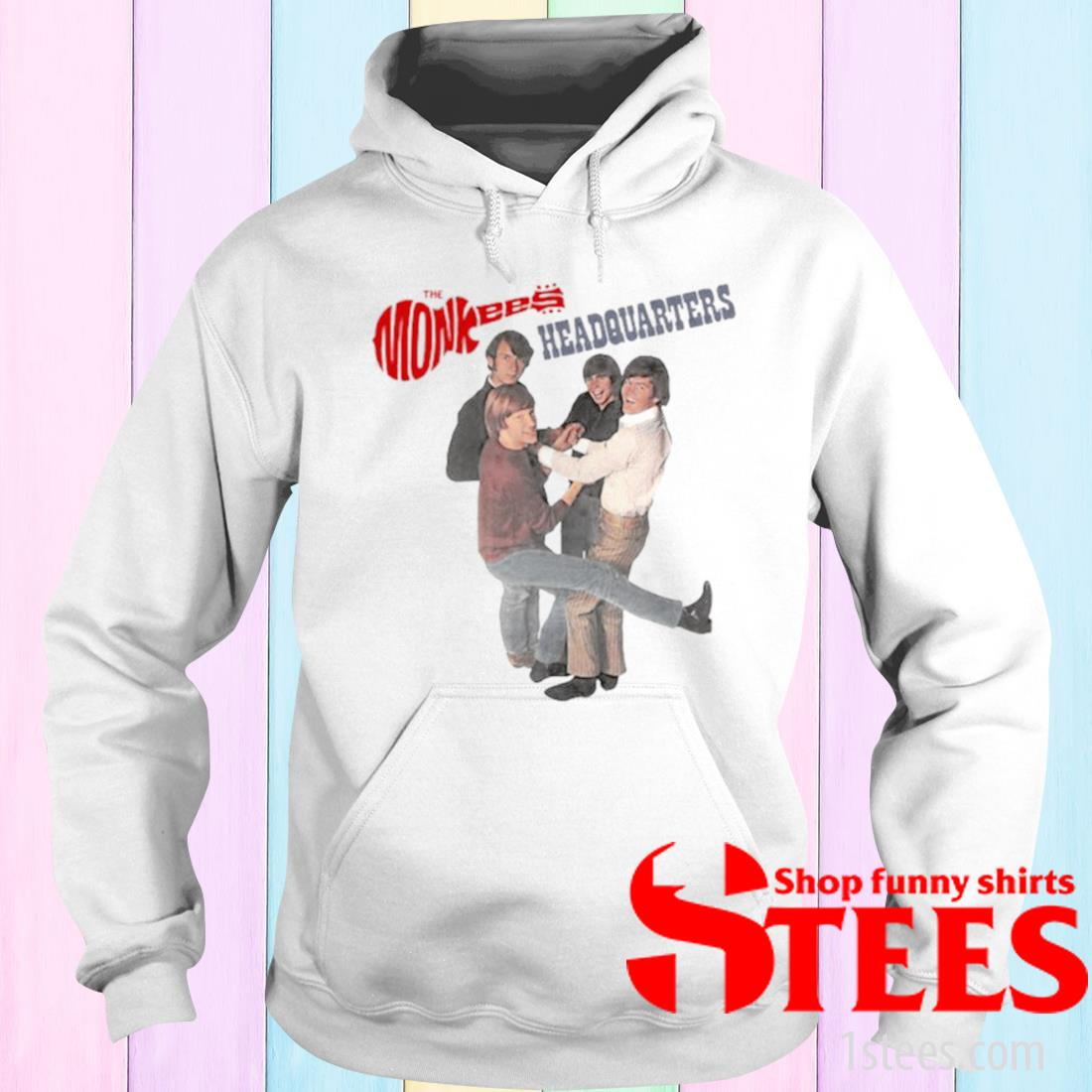 The Monkees Headquarters Shirt hoodie