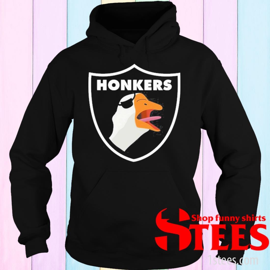 Oakland Raiders Honkers Shirt hoodie