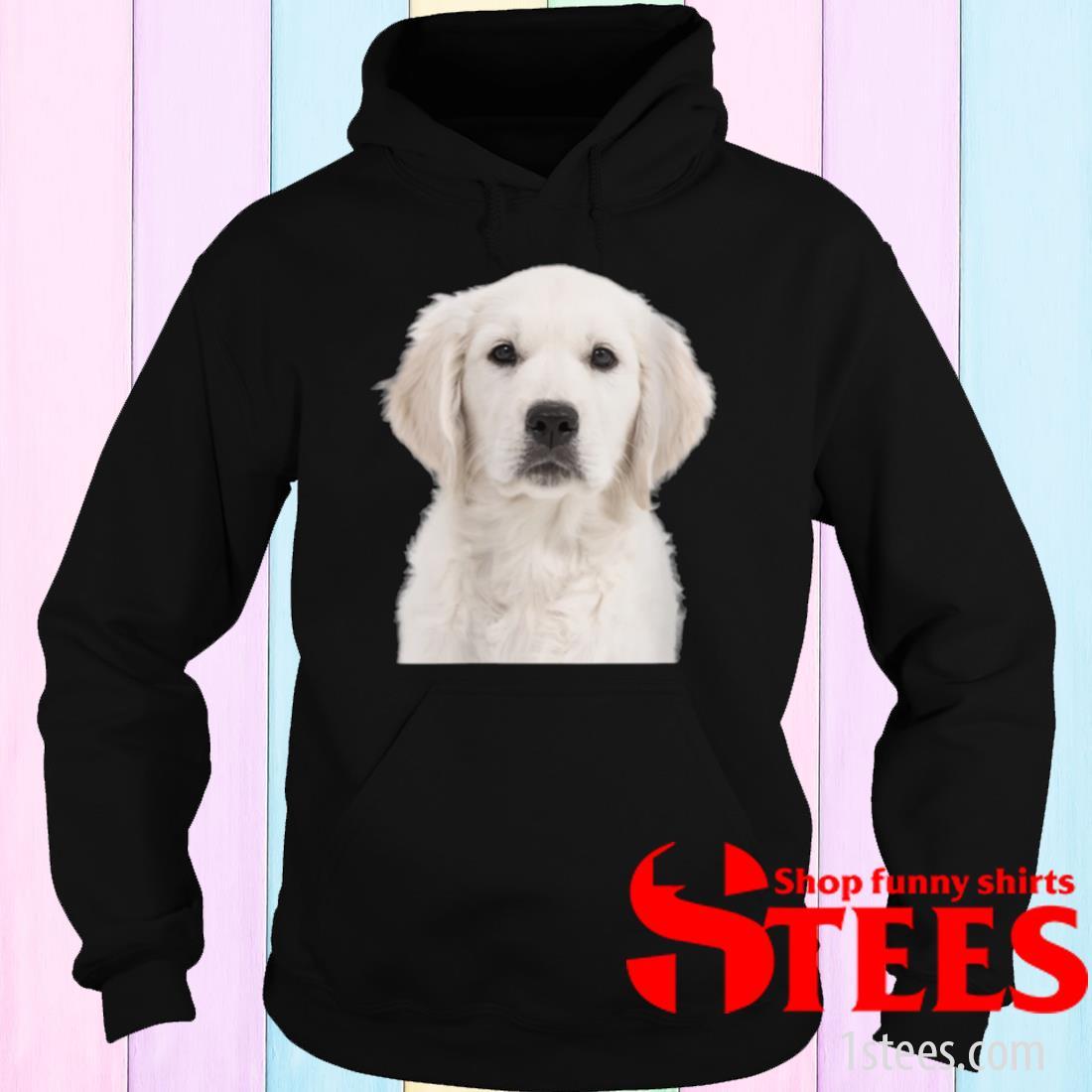 White Labrador Retriever Shirt Yellow Love Lab Mom Dog Dad Shirt hoodie