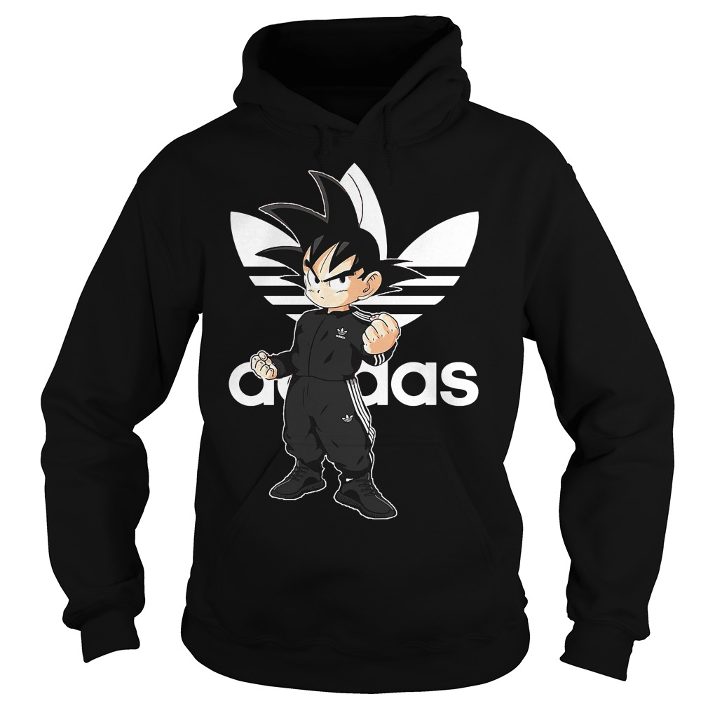 t shirt adidas homme dragon ball z