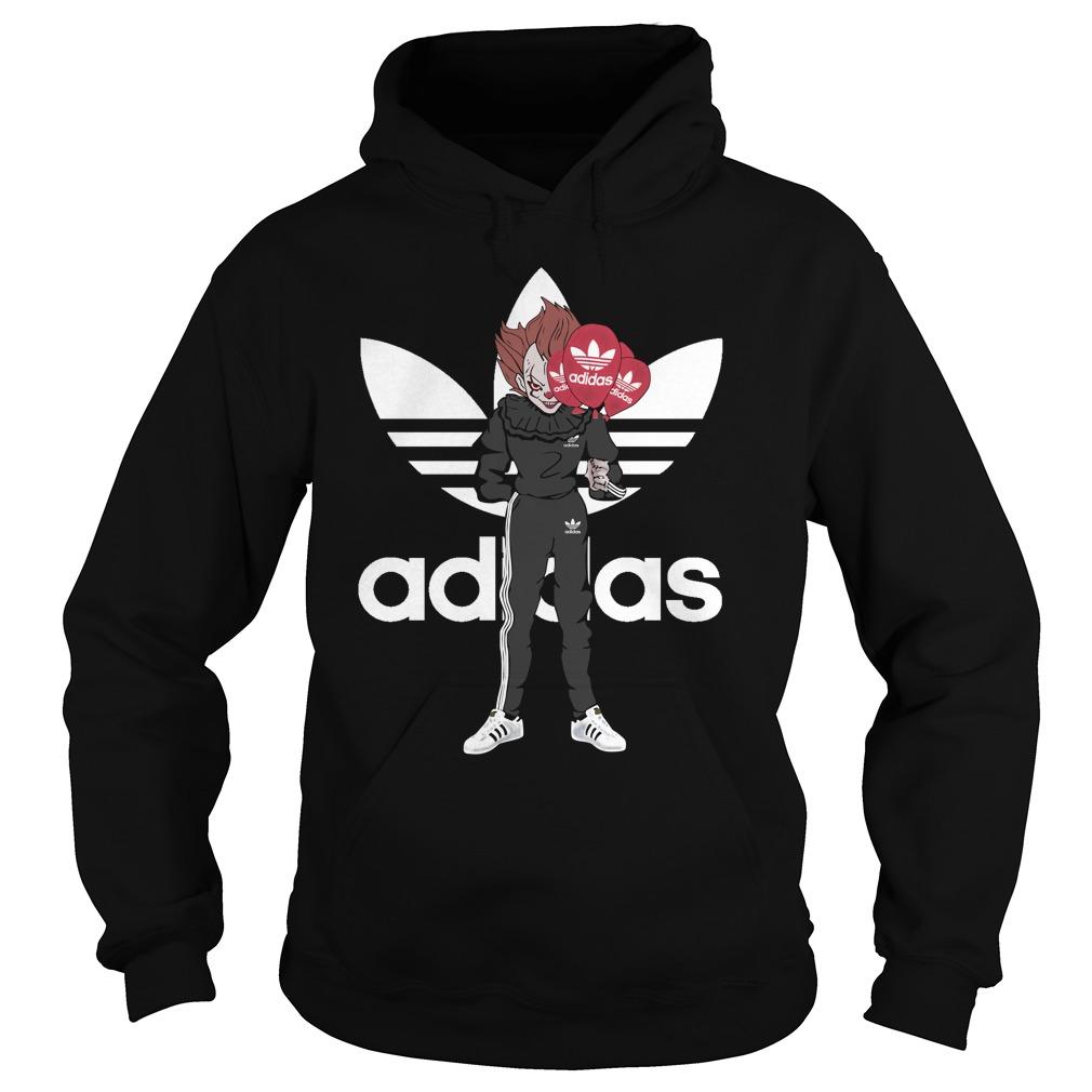 Pennywise adidas hoodie