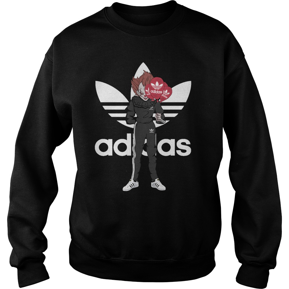 Pennywise adidas sweater