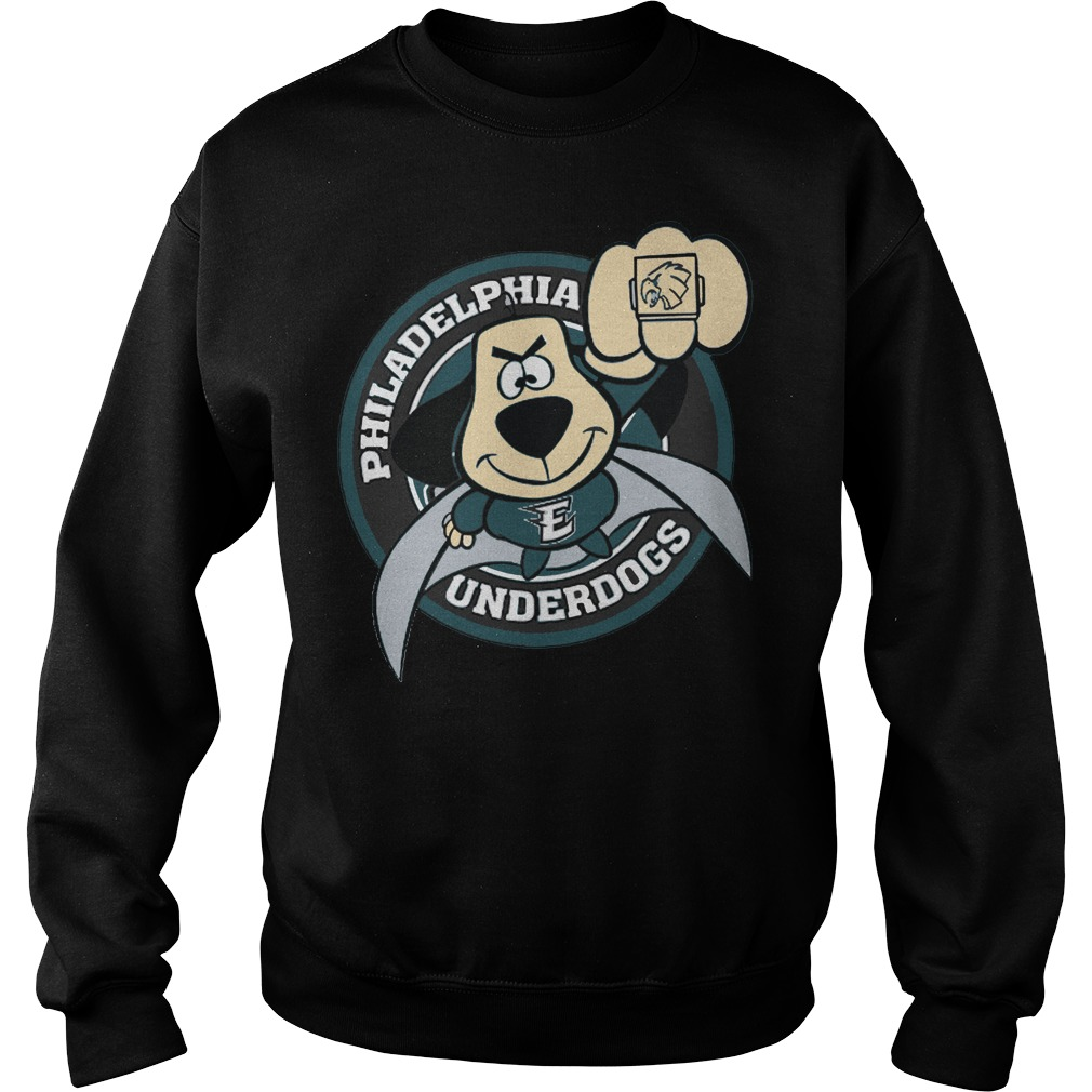 Official Philadelphia underdog Sweater