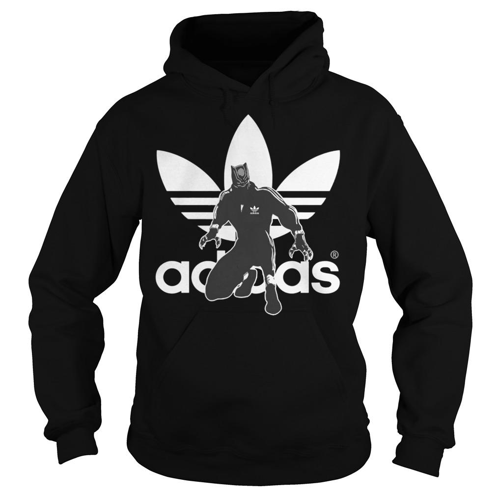 Black Panther adidas shirt | Teecity Buy and Sell Shirts