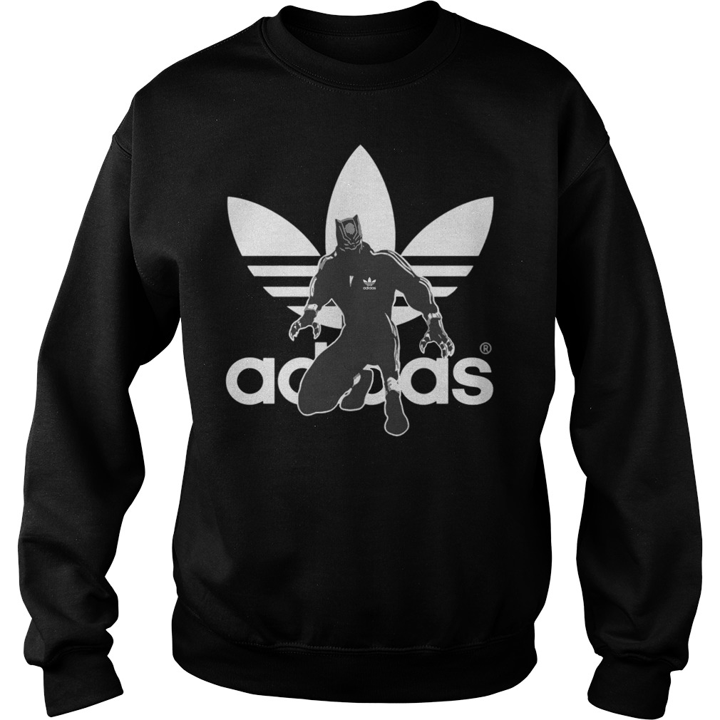 Black Panther adidas Sweatshirt