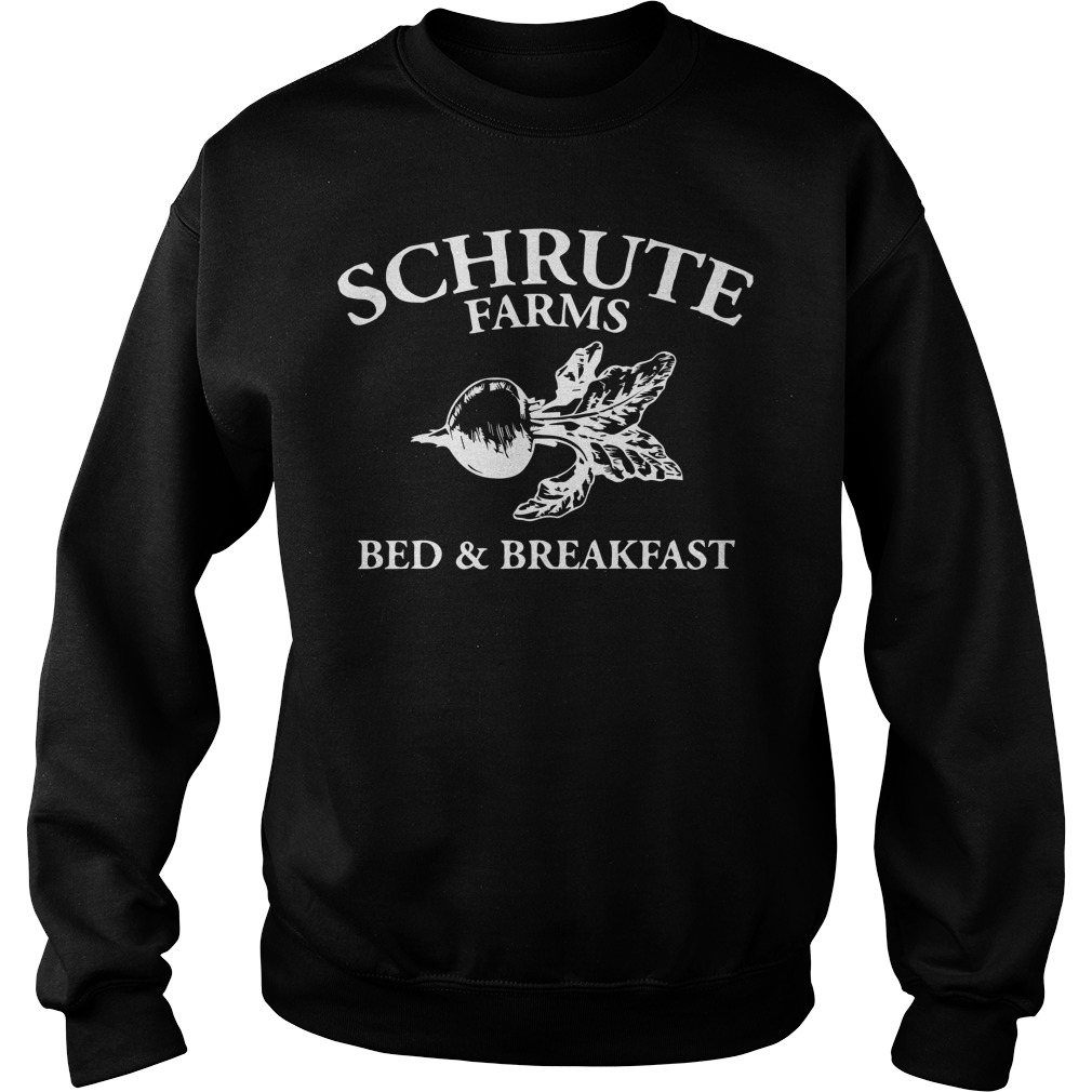 Schrute Farms Bed and Breakfast Sweater
