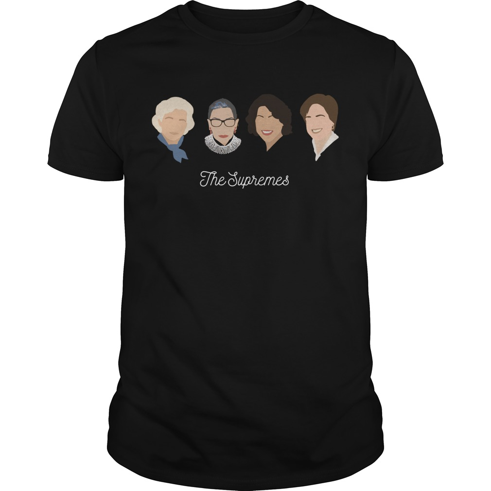 The supremes Sandra Day O'connor shirt