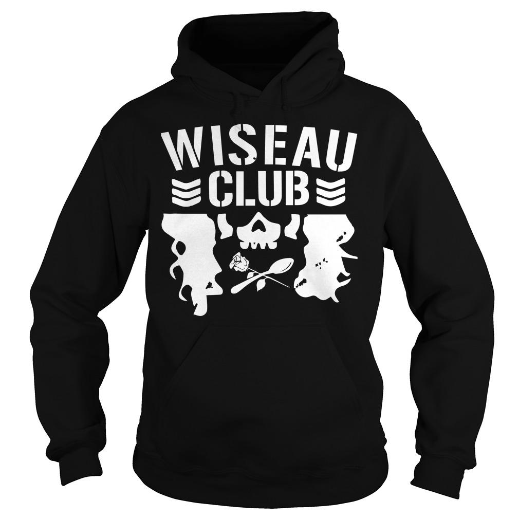 Wiseau Club Hoodie
