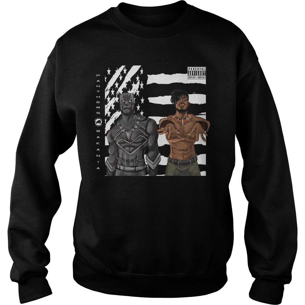 Black Panther and Outkast Stankonia Sweater