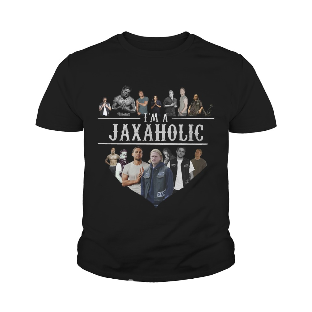 I am a Jaxaholic Youth shirt