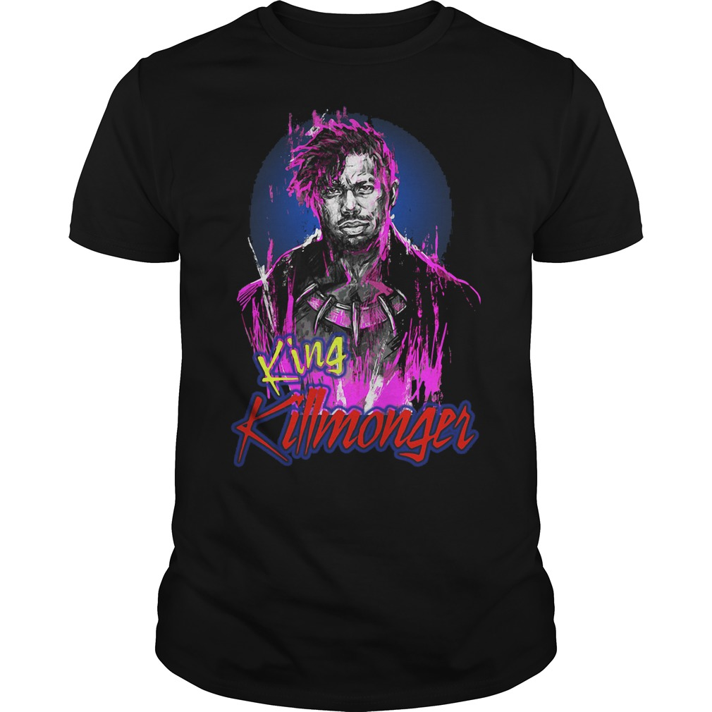 Kings Killmonger shirt