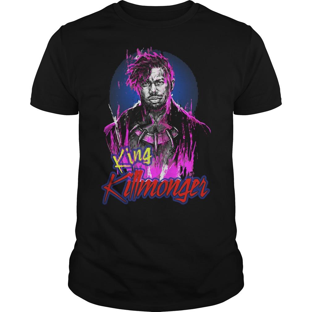 Kings Killmonger shirt
