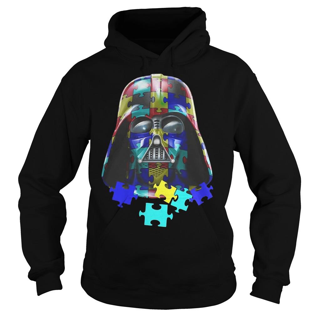 Autism Darth Vader hoodie