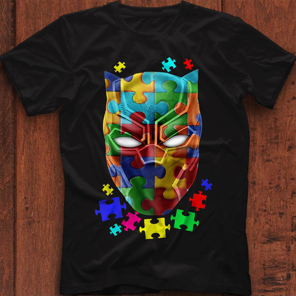 Official Black panther Autism shirt
