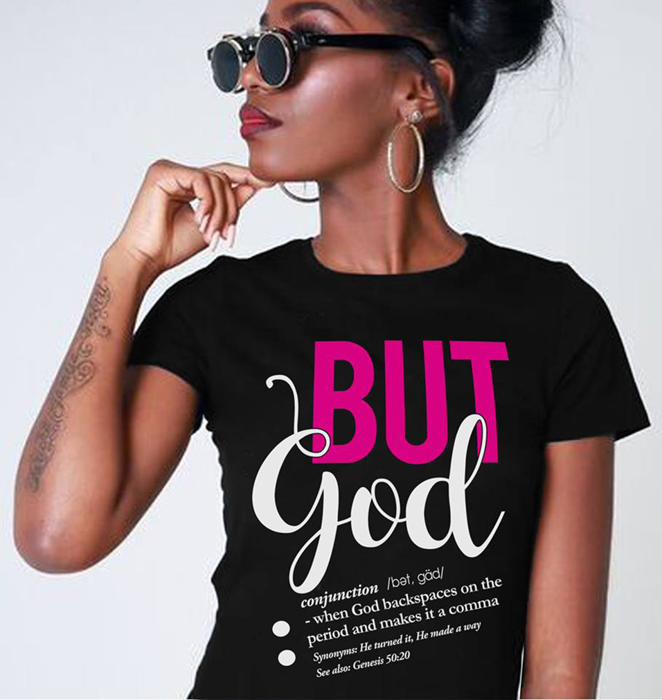 But god Definition shirt