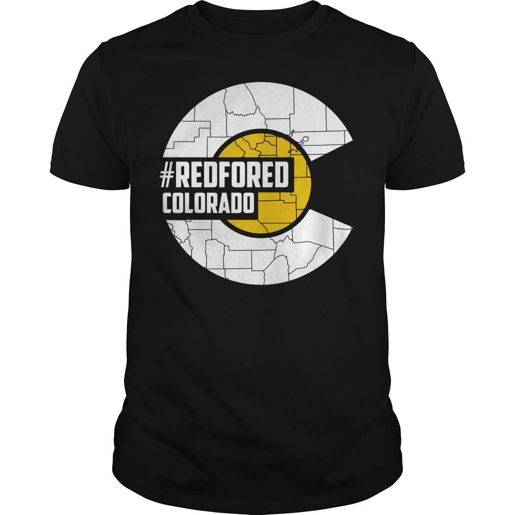 Redfored Colorado shirt