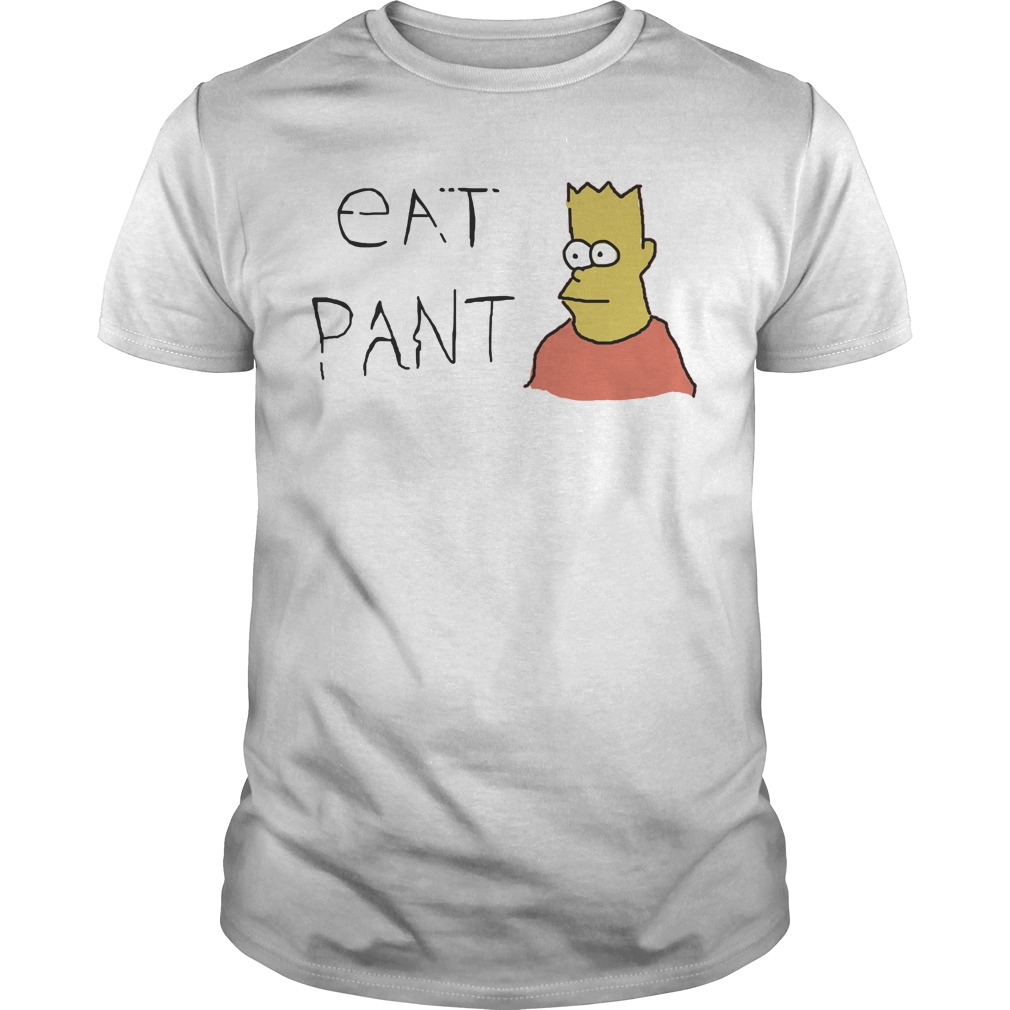 Simpsons Eat Pant Shirt