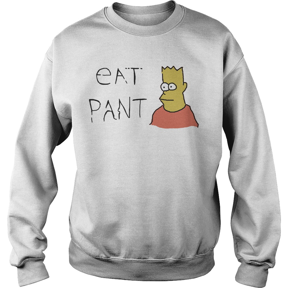 Simpsons Eat Pant sweater