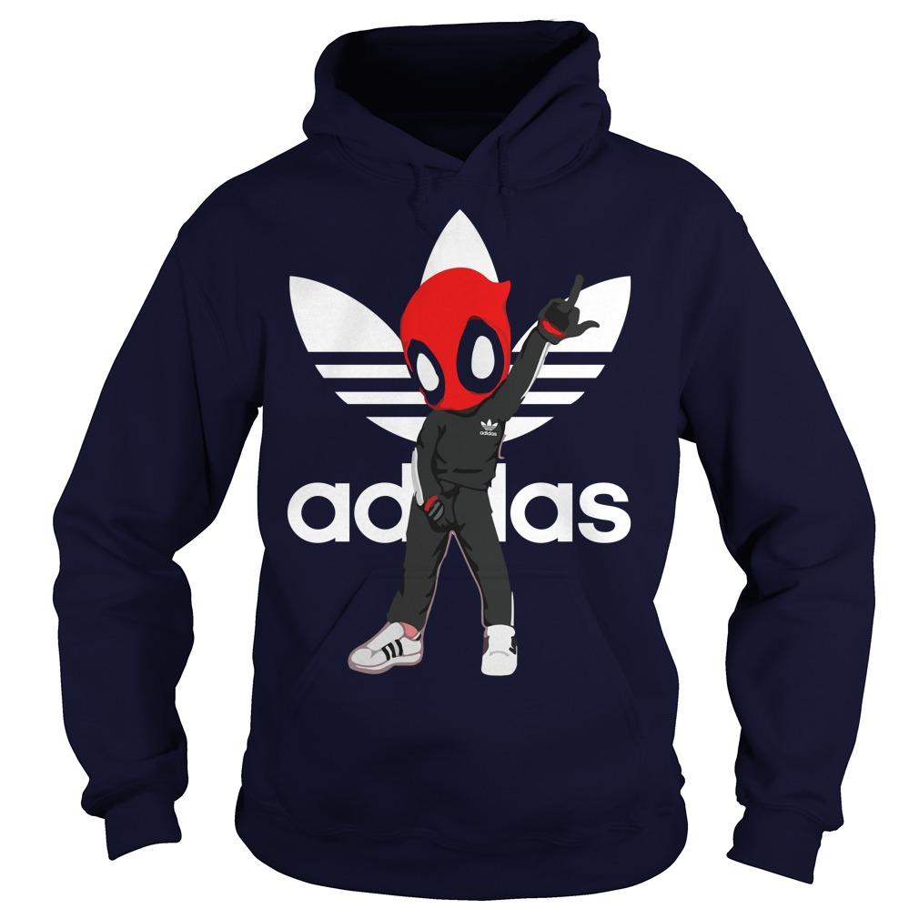 Adidas Deadpool Hoodie