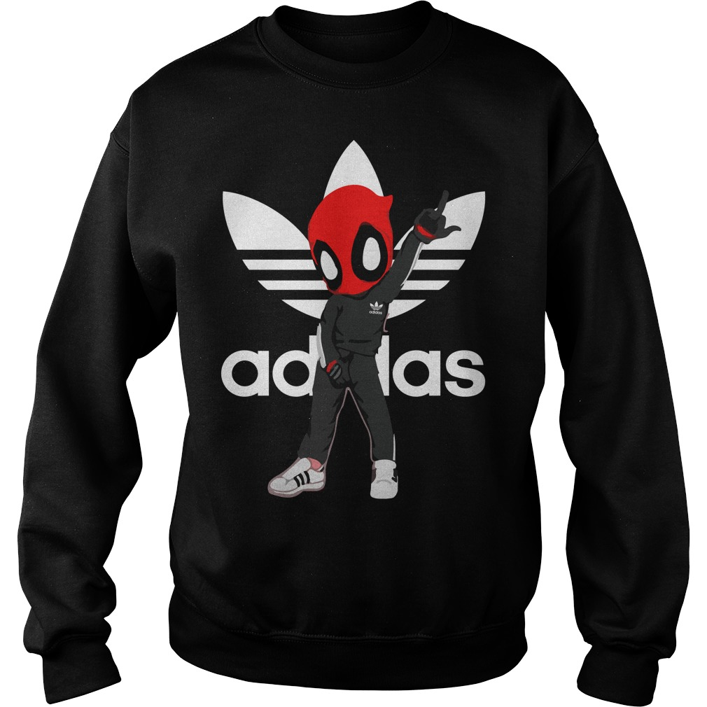 Adidas Deadpool Sweatshirt