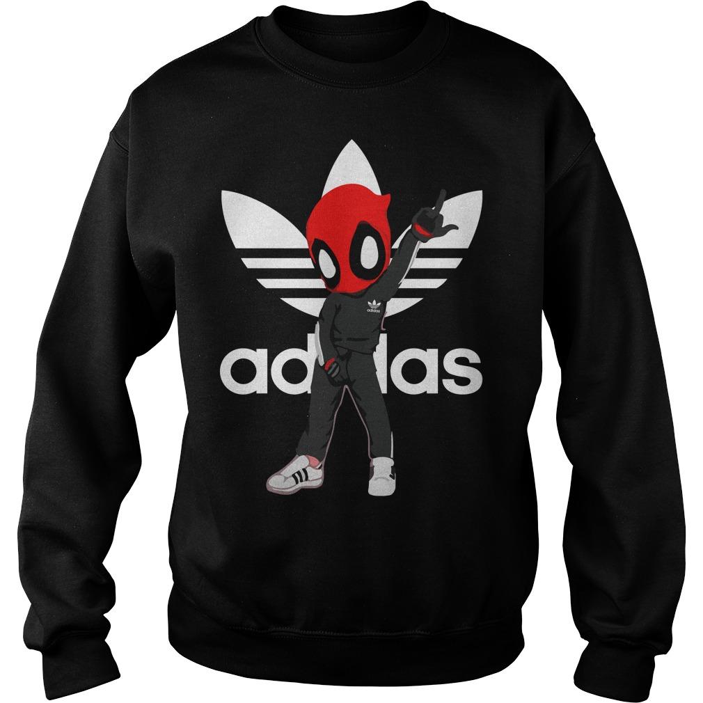 Adidas Deadpool Sweatshirt