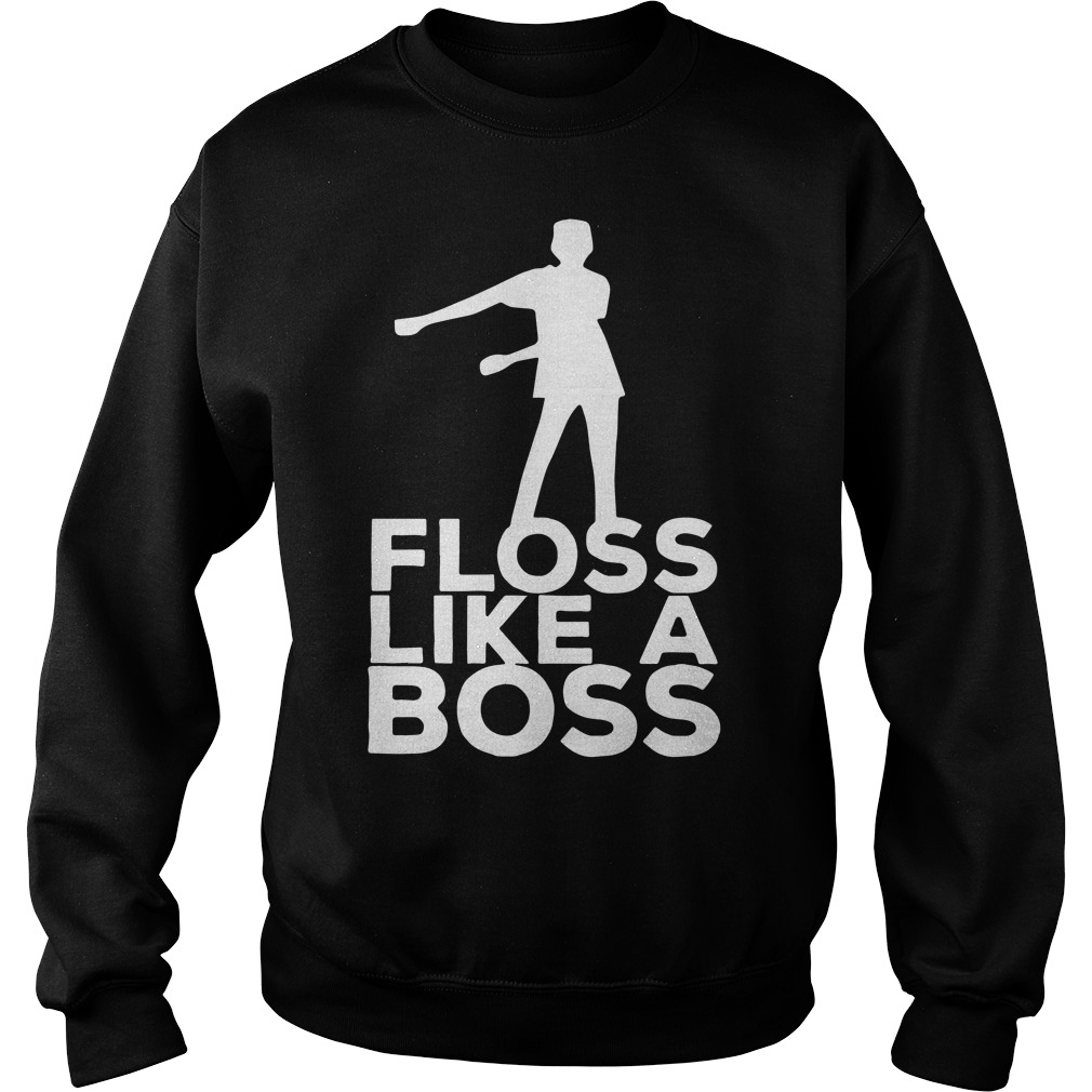 Floss like a boss Sweater