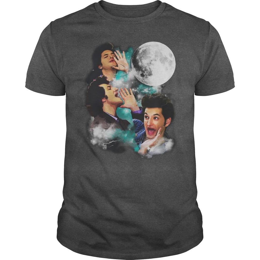 Three moon jean ralphio shirt