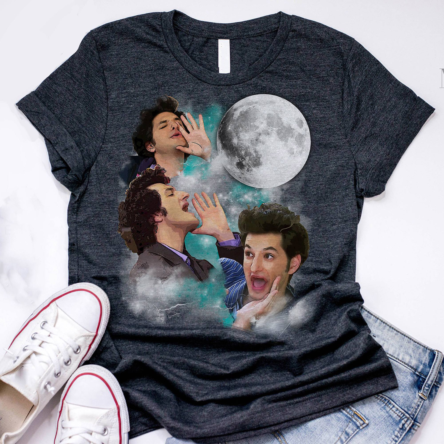 Jean Ralphio The Wooorst Three Jean Moon Shirt