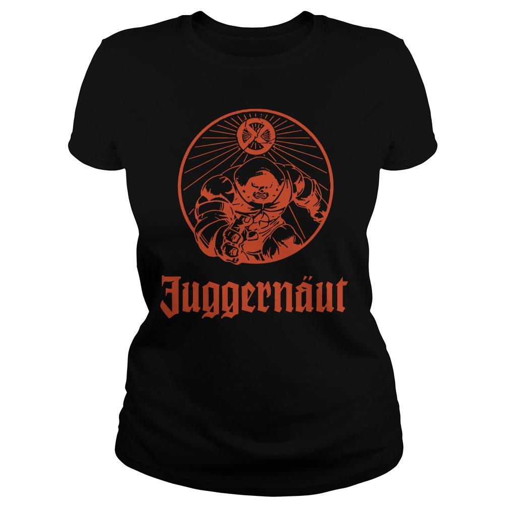 Official Juggernaut Ladies t-shirt