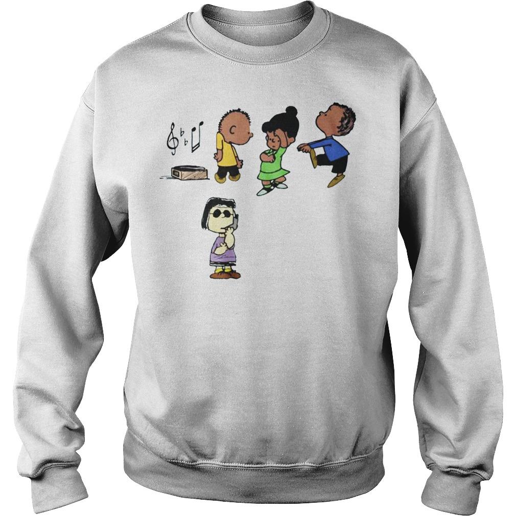 Peanuts BBQ Snitch sweater