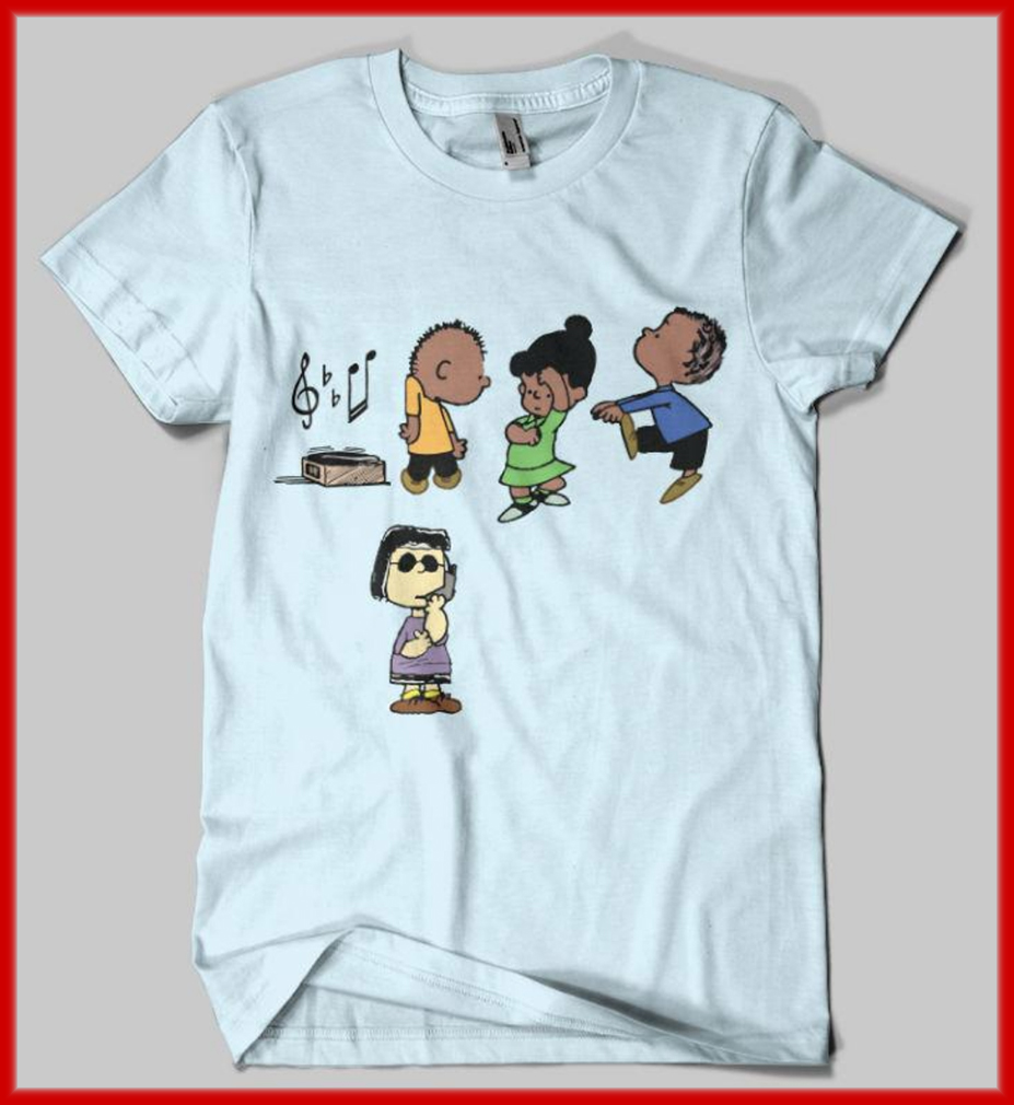 Peanuts BBQ Snitch shirt