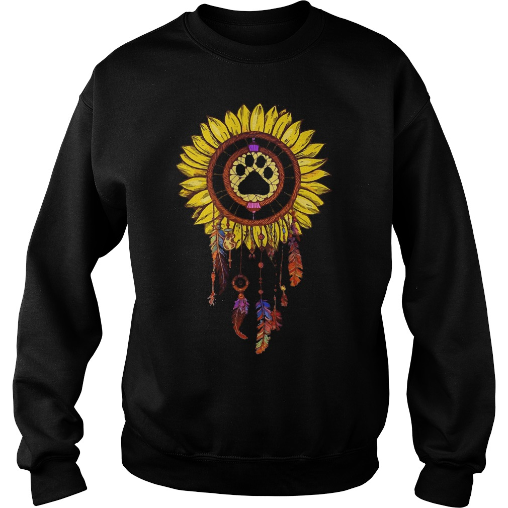 Dogs Dream Catcher Sweater