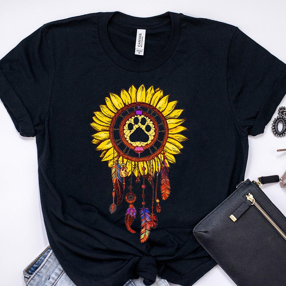 Dogs Dream Catcher shirt