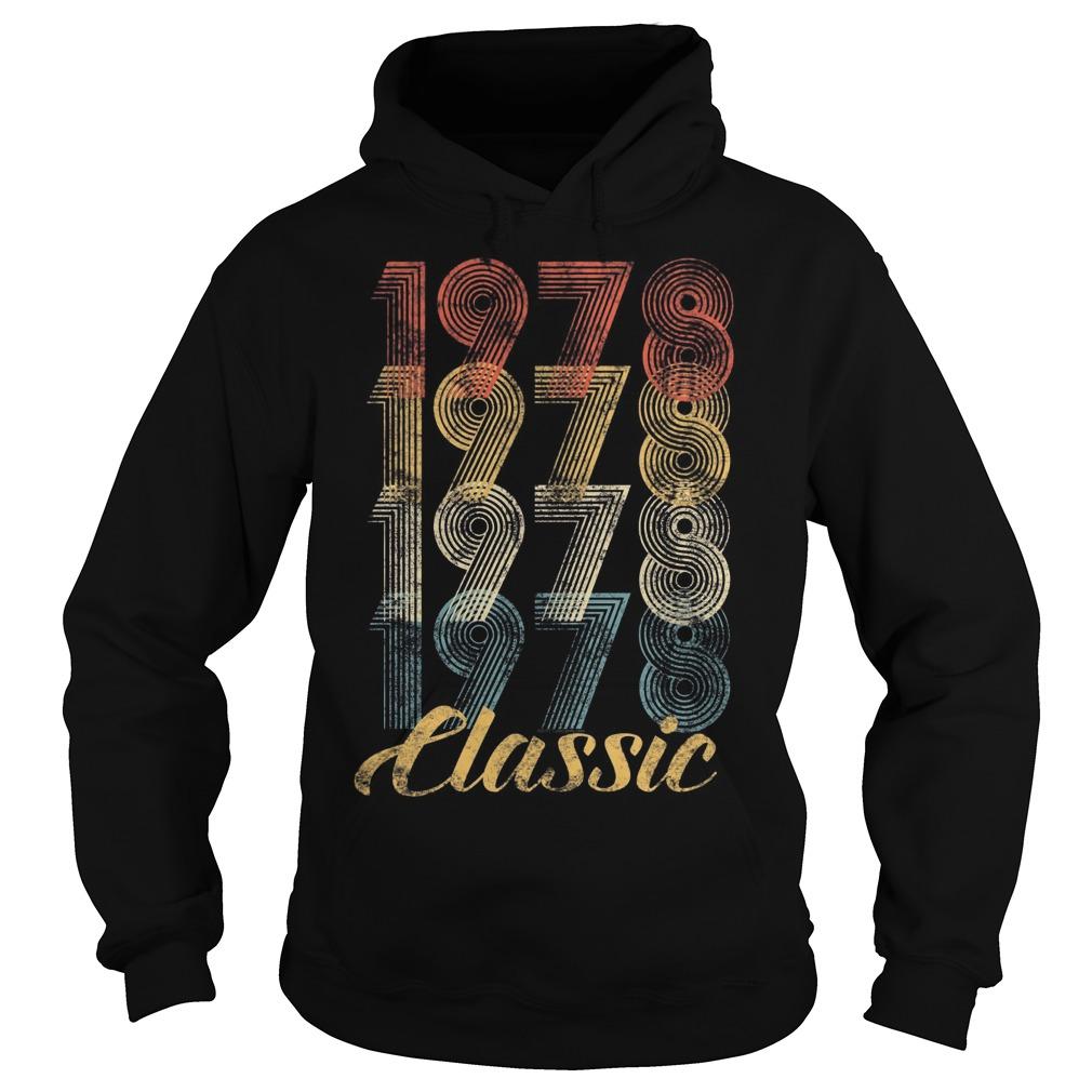 1978 classic hoodie