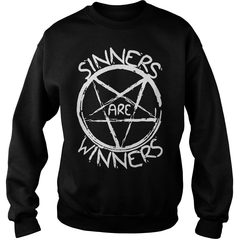 Sinners are Winners Sweater