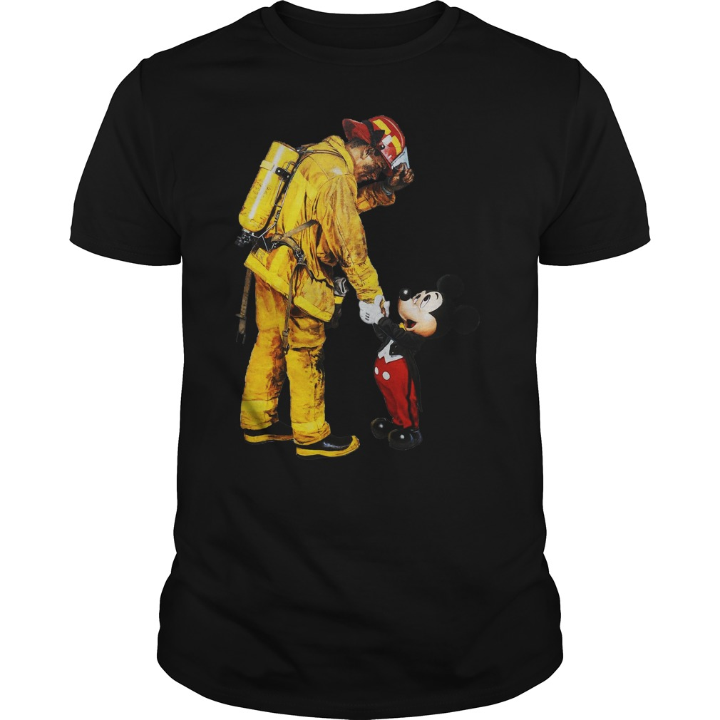 Mickey And The Bravest Shirt