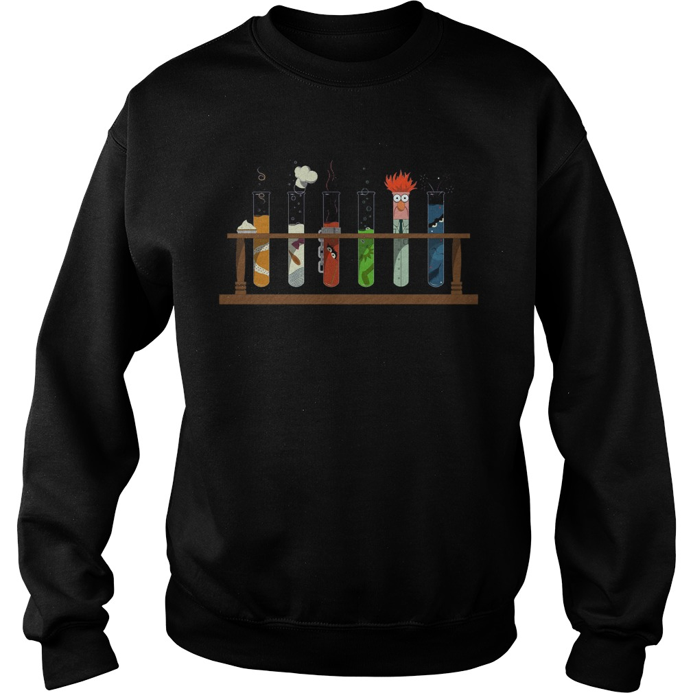 Muppet Science sweater