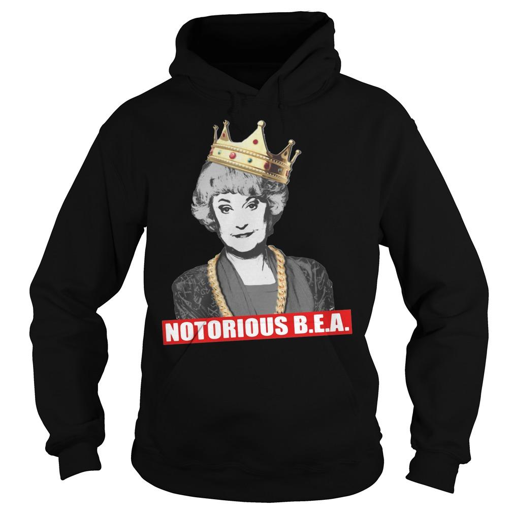 Notorious BEA Arthur hoodie
