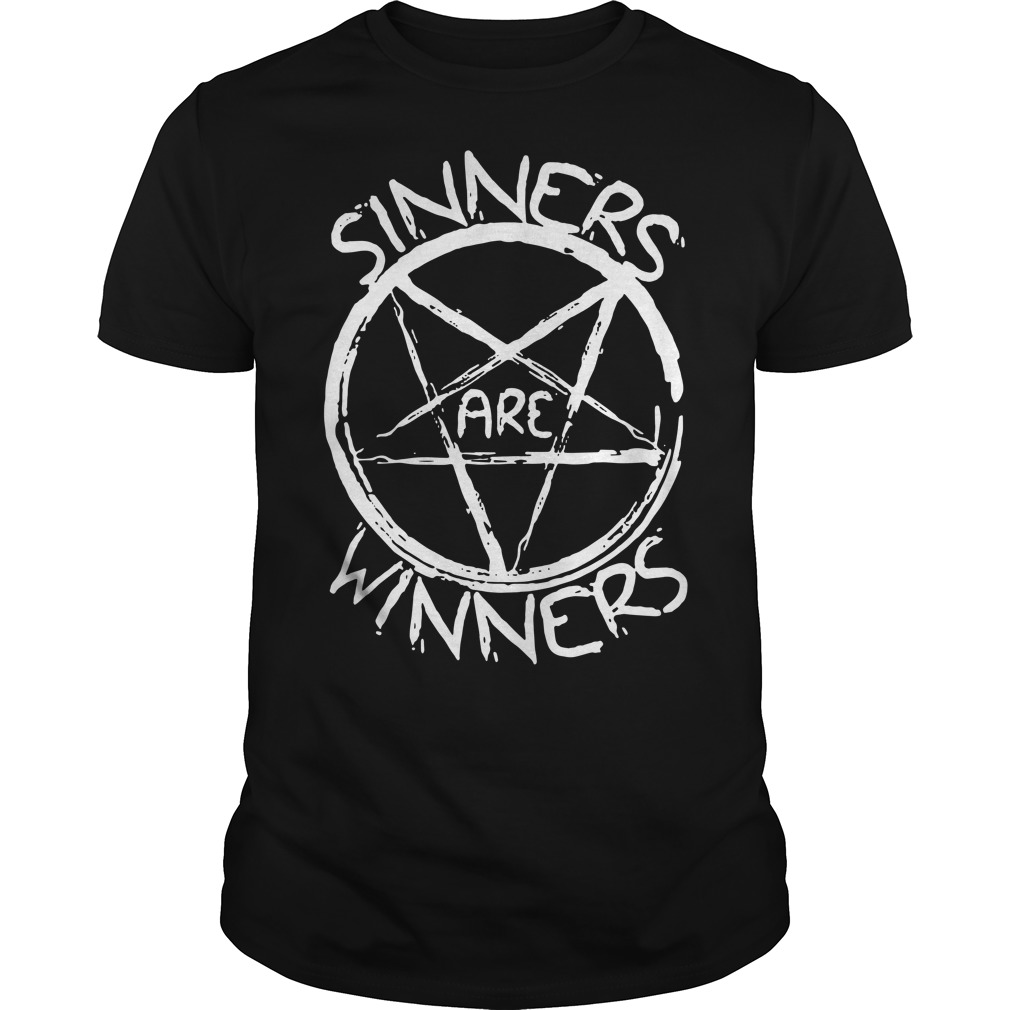 Sinners are Winners shirt