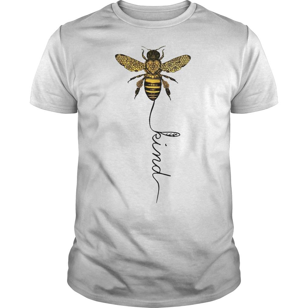 Bee kind Guys t-shirt