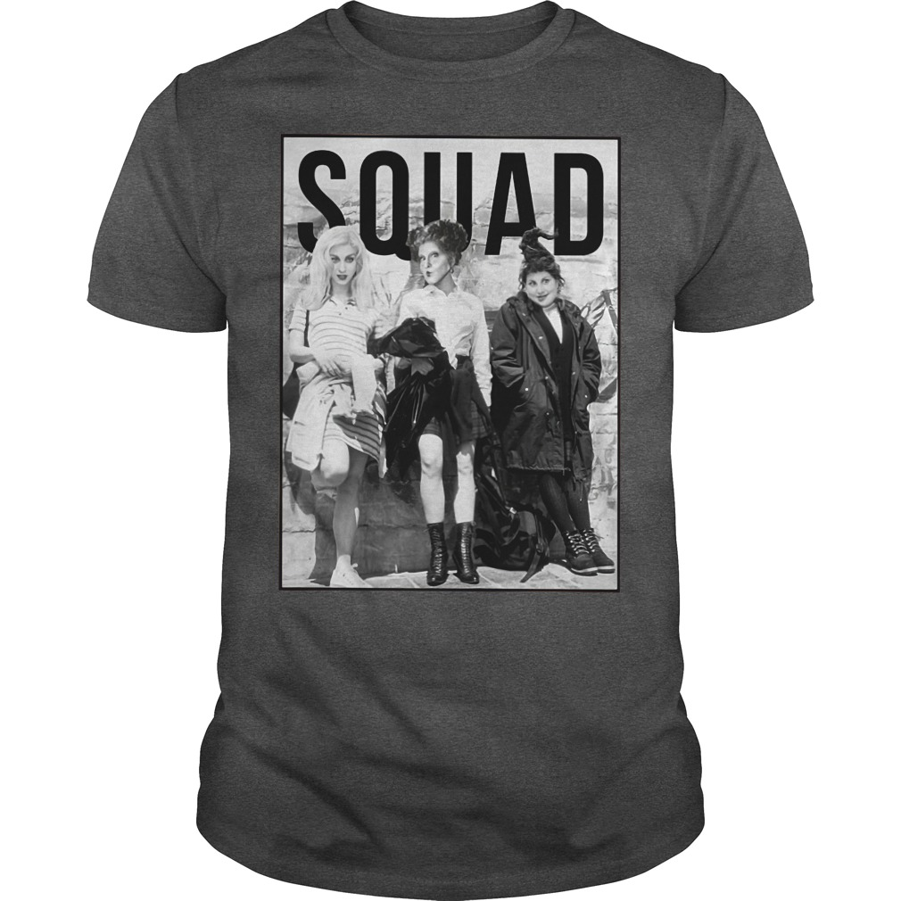 The Craft Hocus Pocus Squad shirt