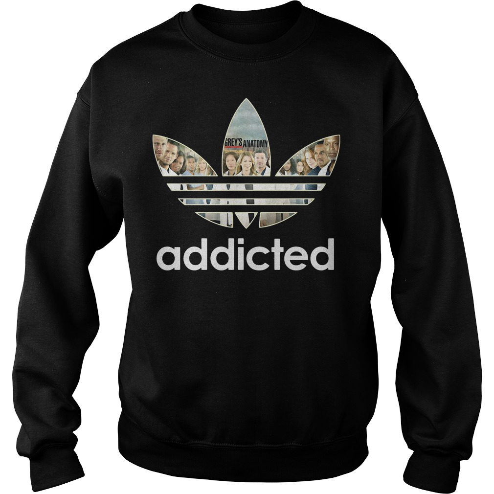 Grey's Anatomy Adidas sweater