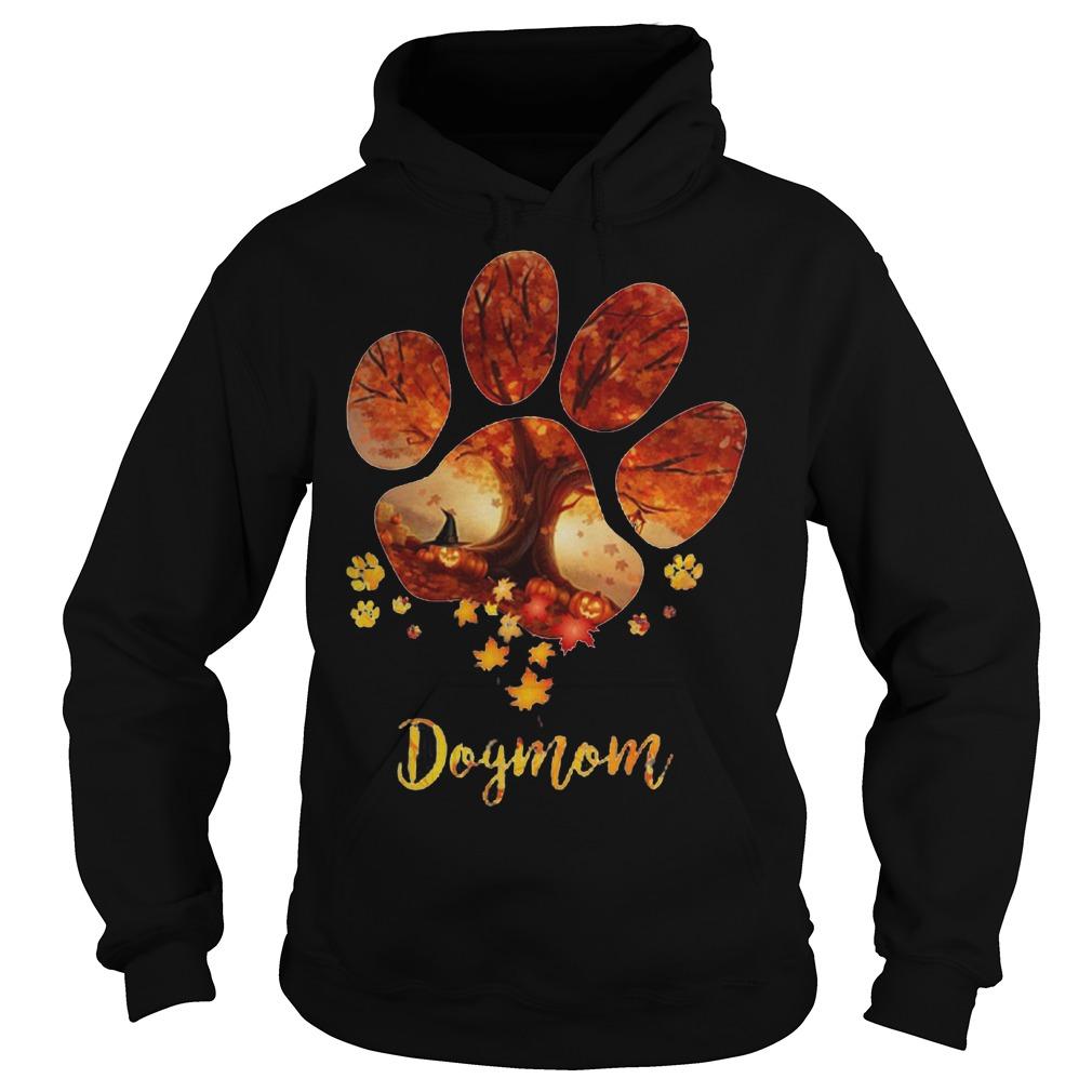 Halloween Dog mom hoodie