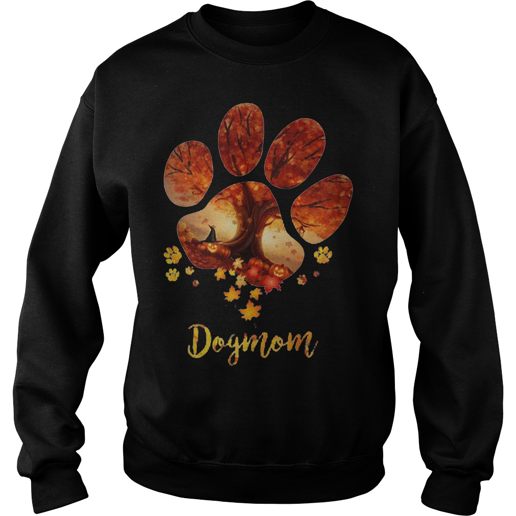 Halloween Dog mom sweater