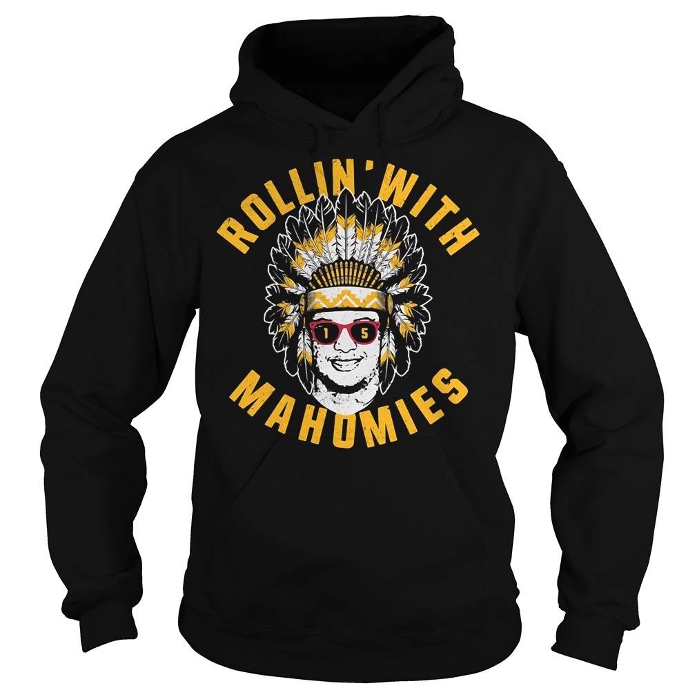 Rollin' with mahomies hoodie