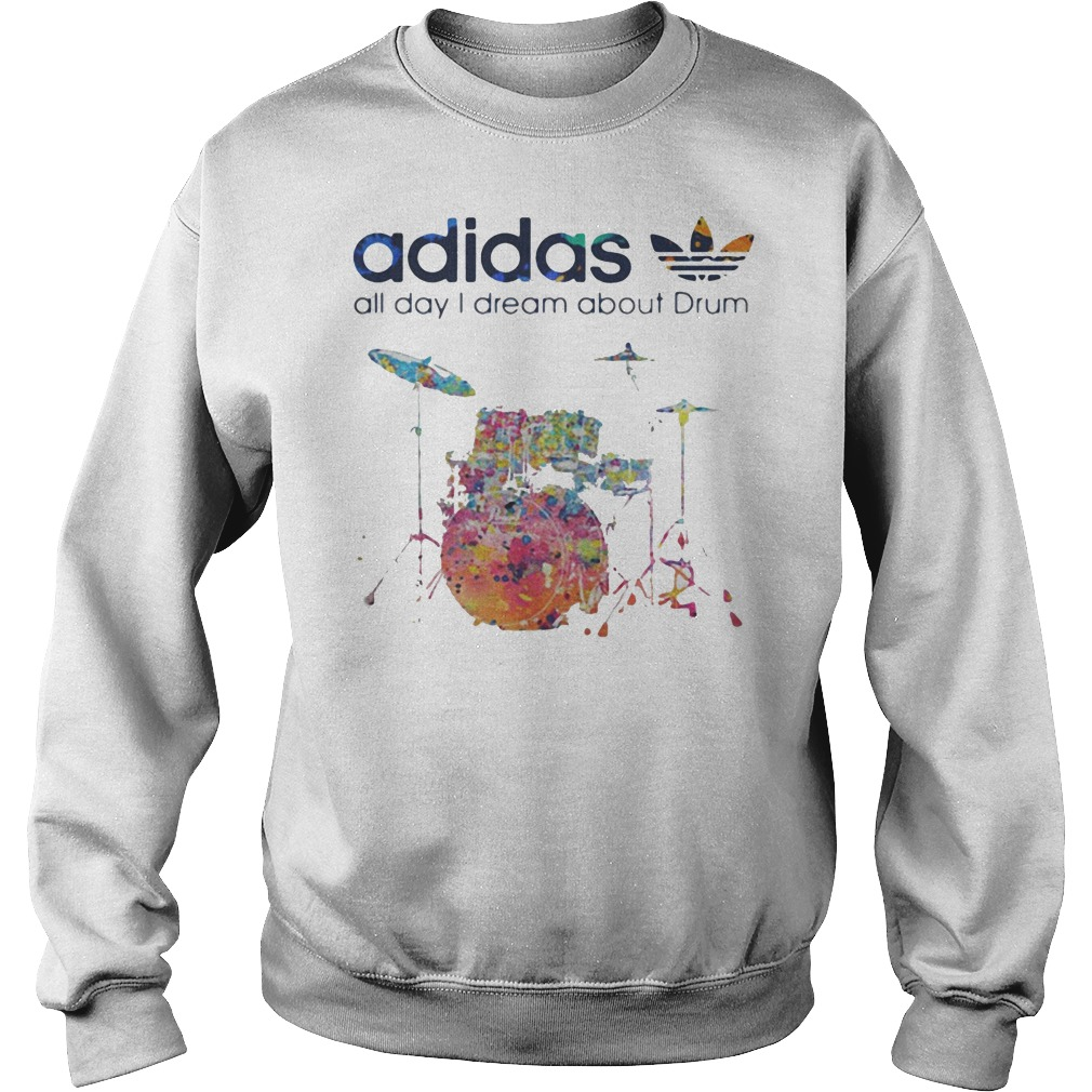 Adidas all day I dream about Drum sweater
