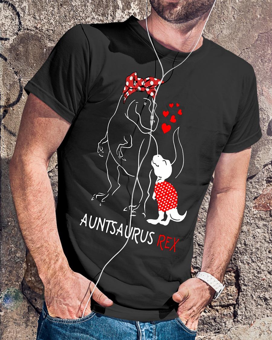 Auntie Saurus Rex shirt