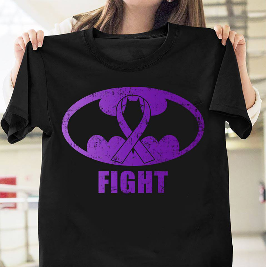 Batman Breast Cancer fight Shirt