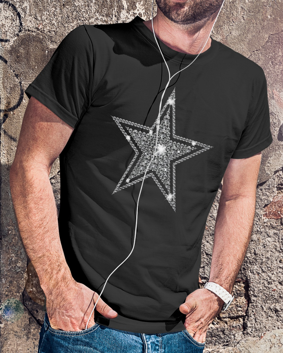Dallas Cowboys diamond shirt
